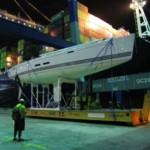 X55 yacht shipping to Malaysia