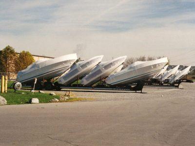 Searay Motorboats Transportation-USA