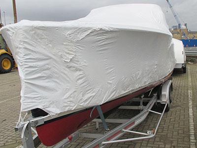 Nordic-8m-Motorcruiser shipping Southampton to Singapore