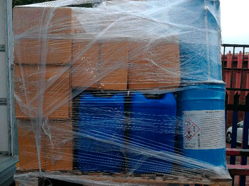 Yacht Repair Kits Sent to Caribbean