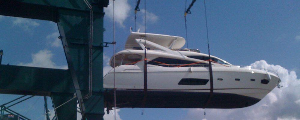 Superyacht Shipping